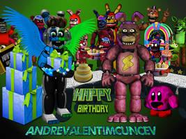 Happy Birthday andrevalentimcuncev