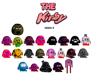 The Kirby Version 2 by Spring-o-bonnie