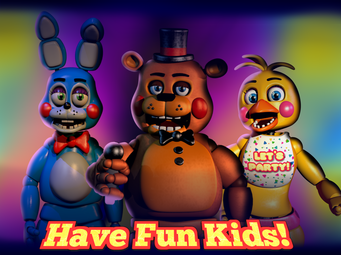 Fnaf Blender Edit New Freddy Fazbear Pizzeria By Spring O Bonnie On Deviantart
