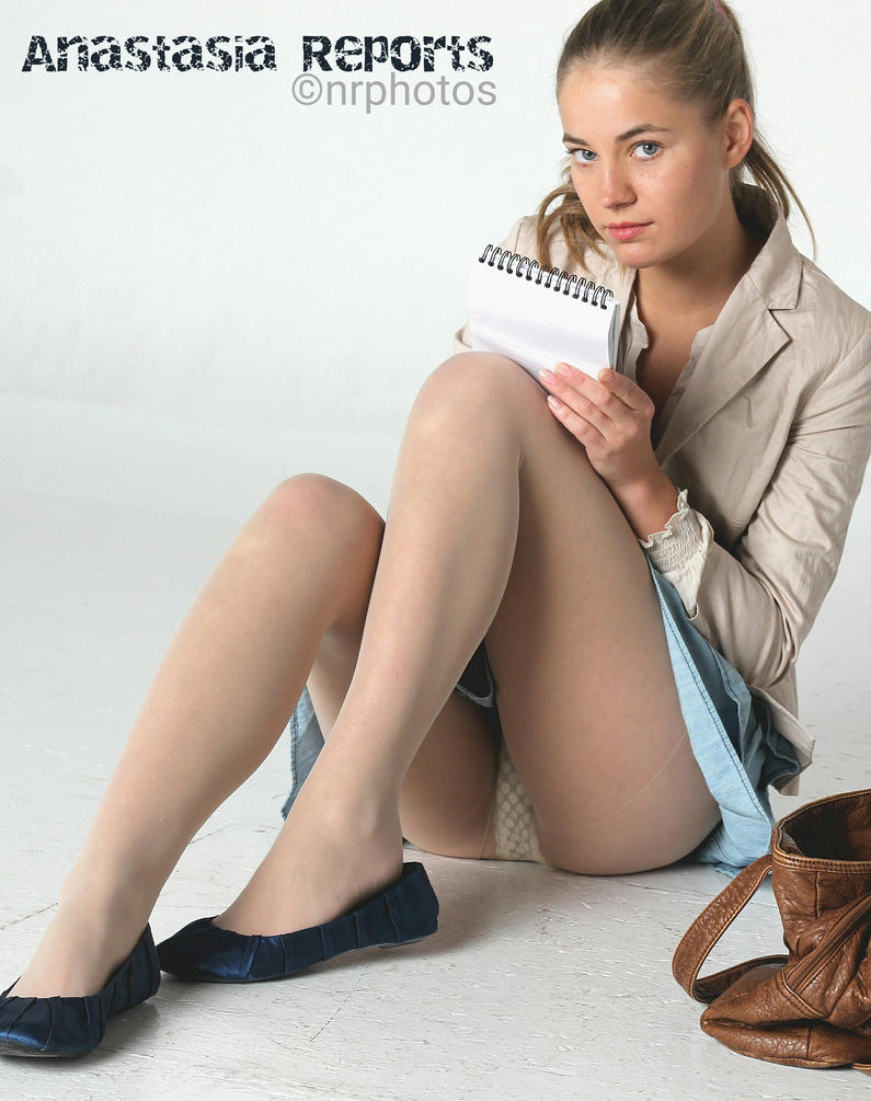 A Pantyhose Lover There 77