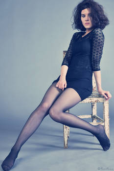 Nicole...back to black 4, with legs