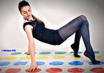 Twister with Lucie