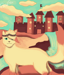 Castle In The Sky ~ Palette Challenge