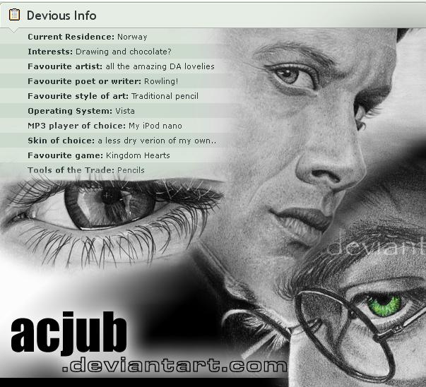 acjub's Profile Picture