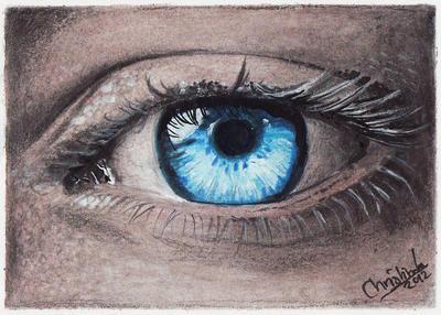 Angel Eye by acjub