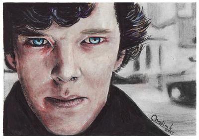 Sherlock ATC by acjub