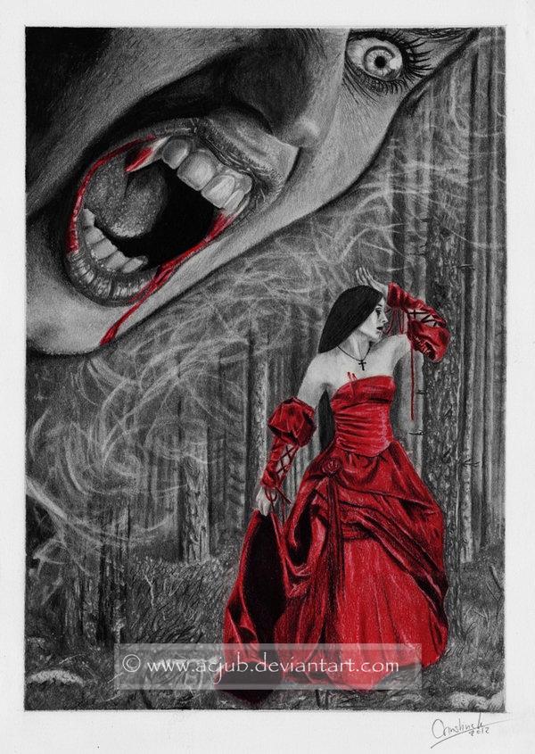 Vampire Dream by acjub