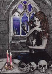 Embrace the Darkness by acjub