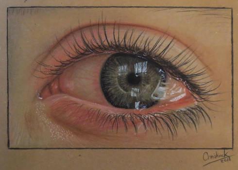 Tearful
