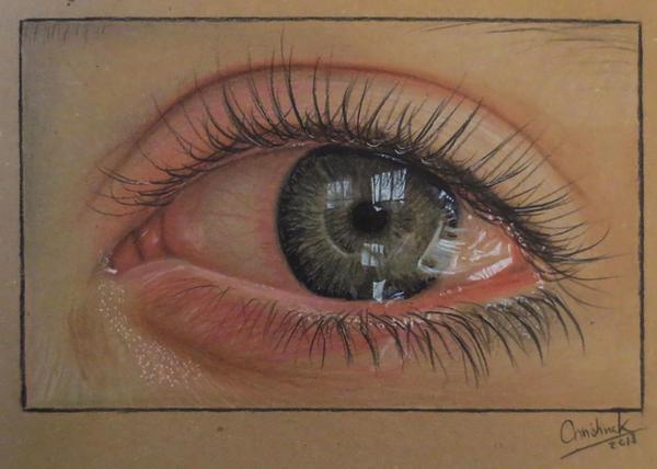 Tearful by acjub