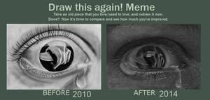 Draw This Again Eye