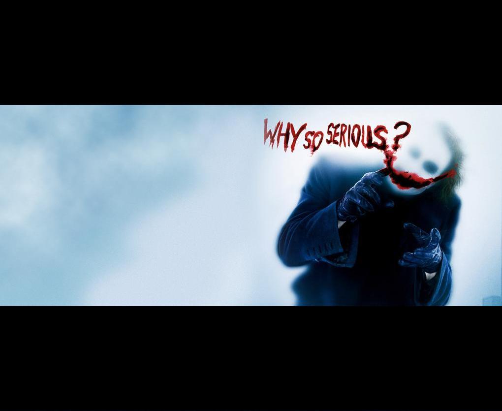 The Dark Knight Joker Serious By DJFFNY On DeviantArt