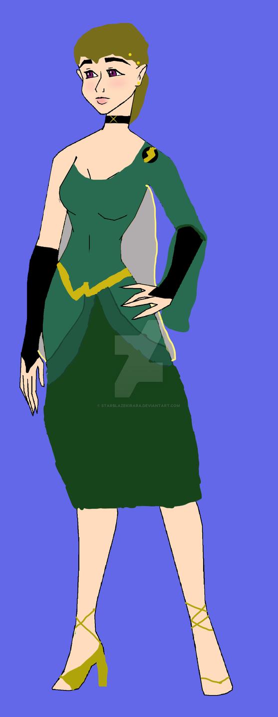 Halo Dress by StarBlazeKirara