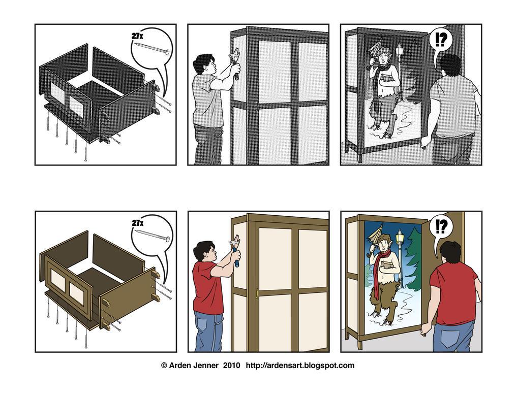 Do It Yourself Wardrobe 184849621 on Technical Writer Cartoons