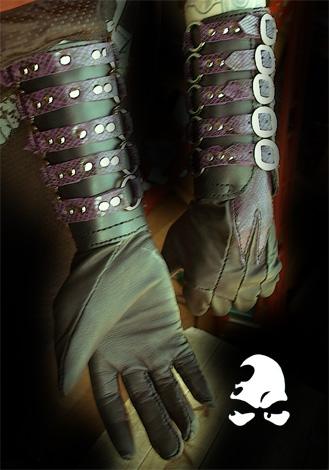 Jessicas Gloves v.1 by DarkJesterCyn