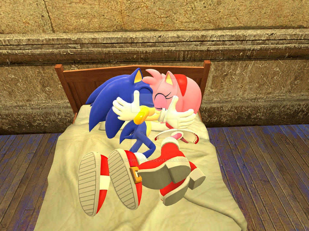 Gmod: sonamy kissing time 2 by Sonamyfan3000