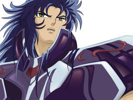 Saint Seiya: Saga by fixxr