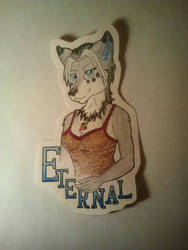 Eternal badge by EmmySun
