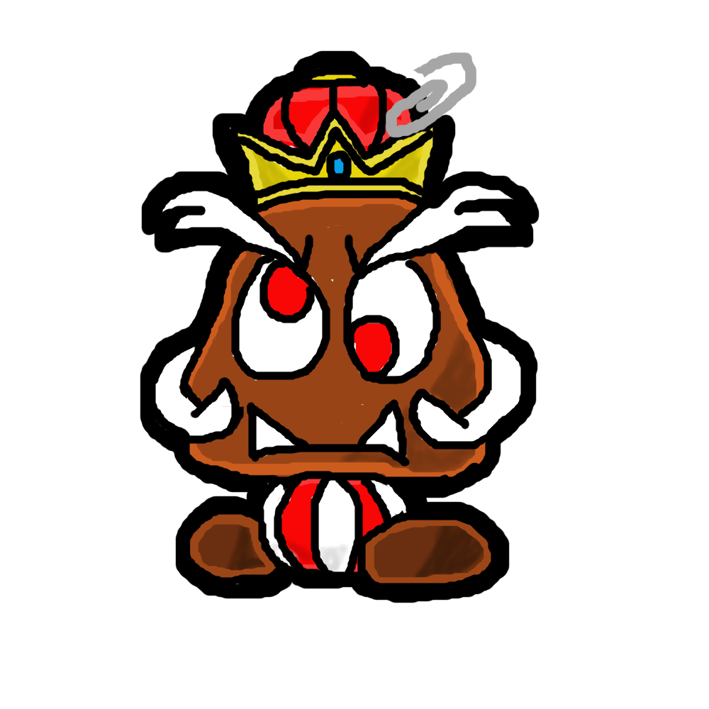 PM:TDS Goomboss by GamingDylan