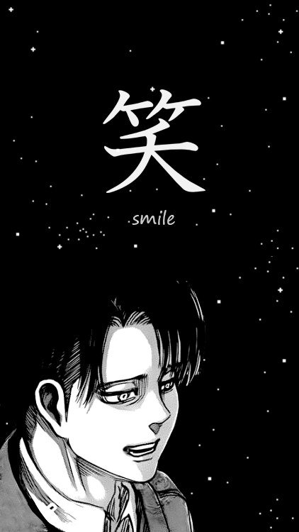 Levi Ackerman Lockscreen By Artofpersephone On Deviantart
