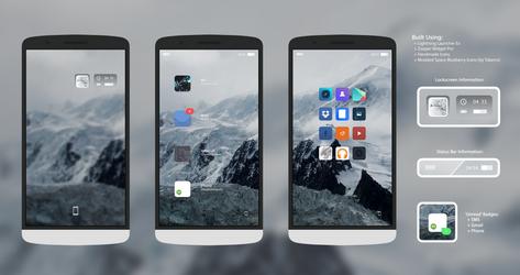 Monte Bianco Glaciers (a2) by KaLam1ty-AC