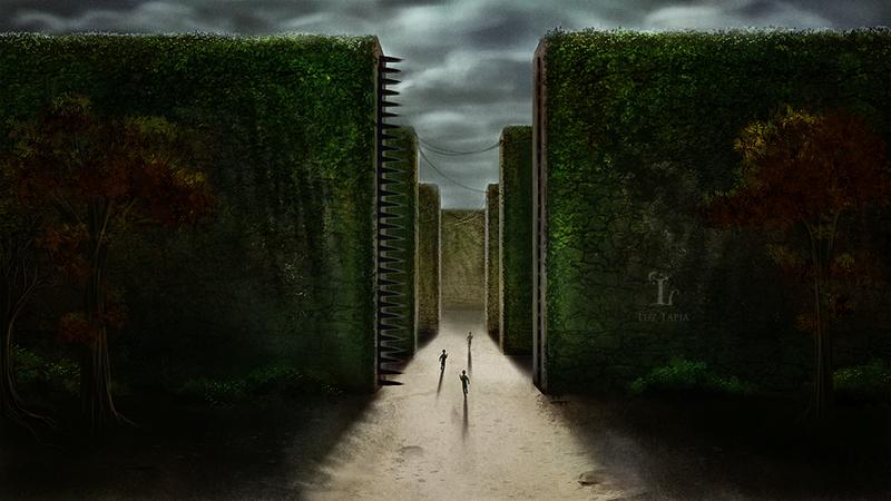 Maze Runner by LuzTapia