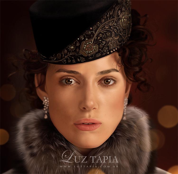 Anna Karenina by LuzTapia