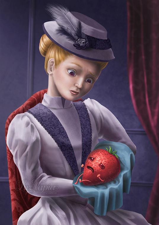 Abandoned child by LuzTapia
