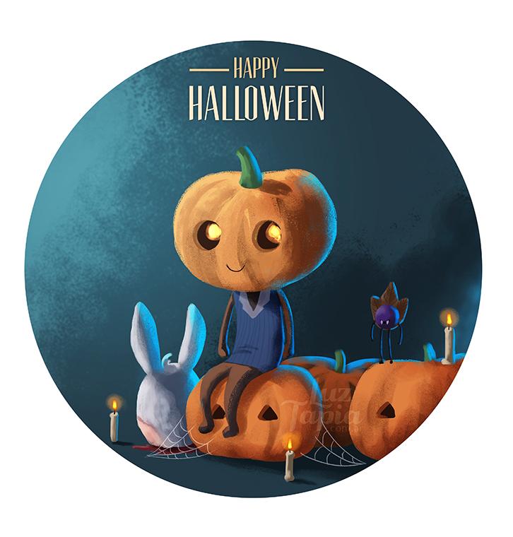 Happy Halloween! by LuzTapia