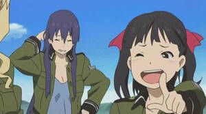 Laughing Girls GIF