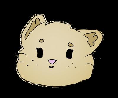 Gatcha Result 5, Honey Bun Blob by Feline-for-life