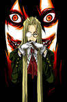 Sir Integra -Hellsing