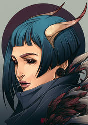 Lucrezia by Sha-H