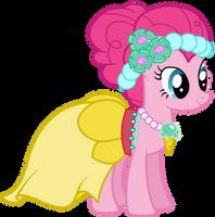 Royal Wedding: Pinkie Pie by JennieOo