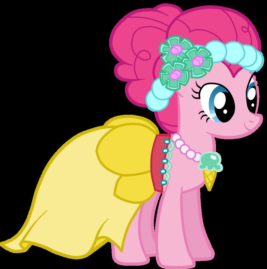 My Little Pony Wedding: Royal Wedding: Pinkie Pie By JennieOo On DeviantArt
