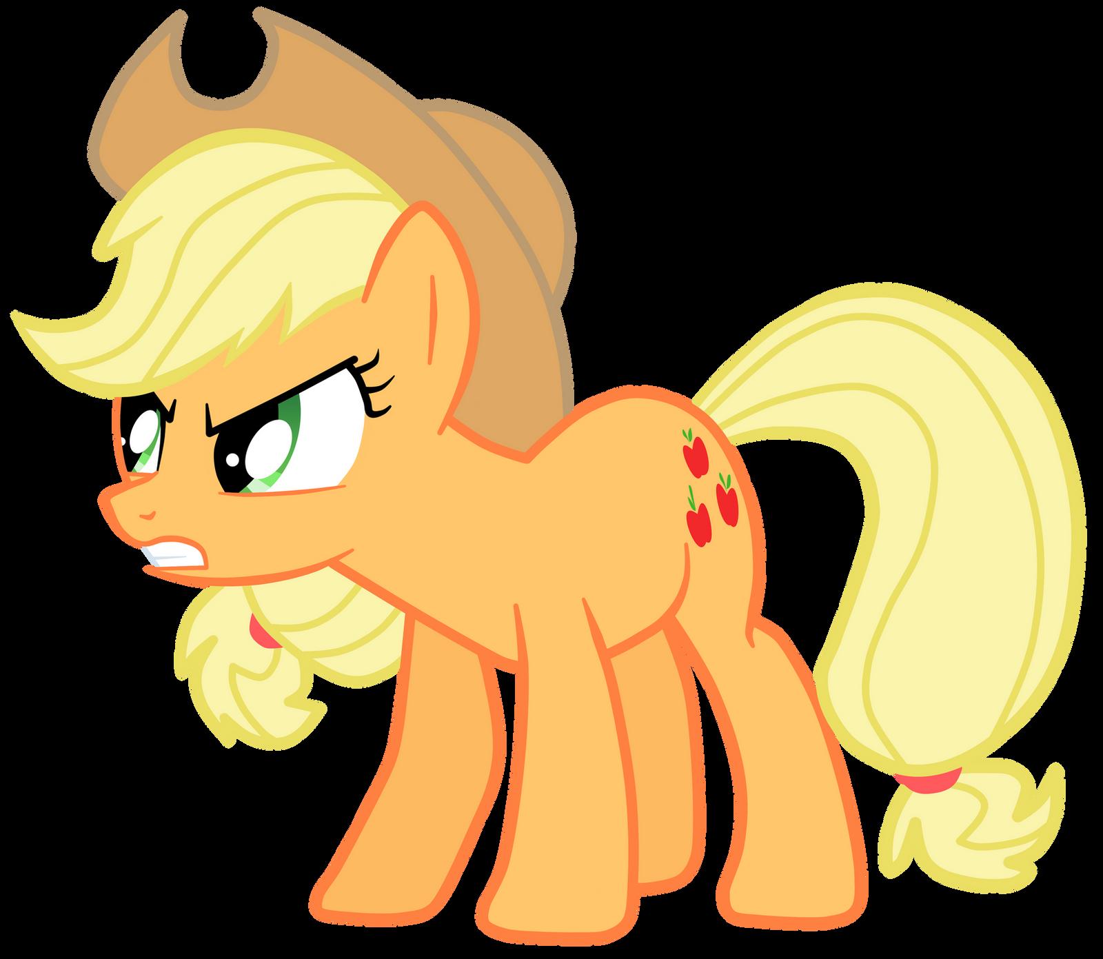 Mad Applejack