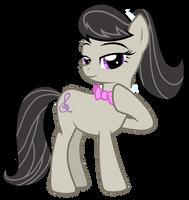 Octavia With A Ponytail by JennieOo