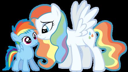 Rainbow's Mother