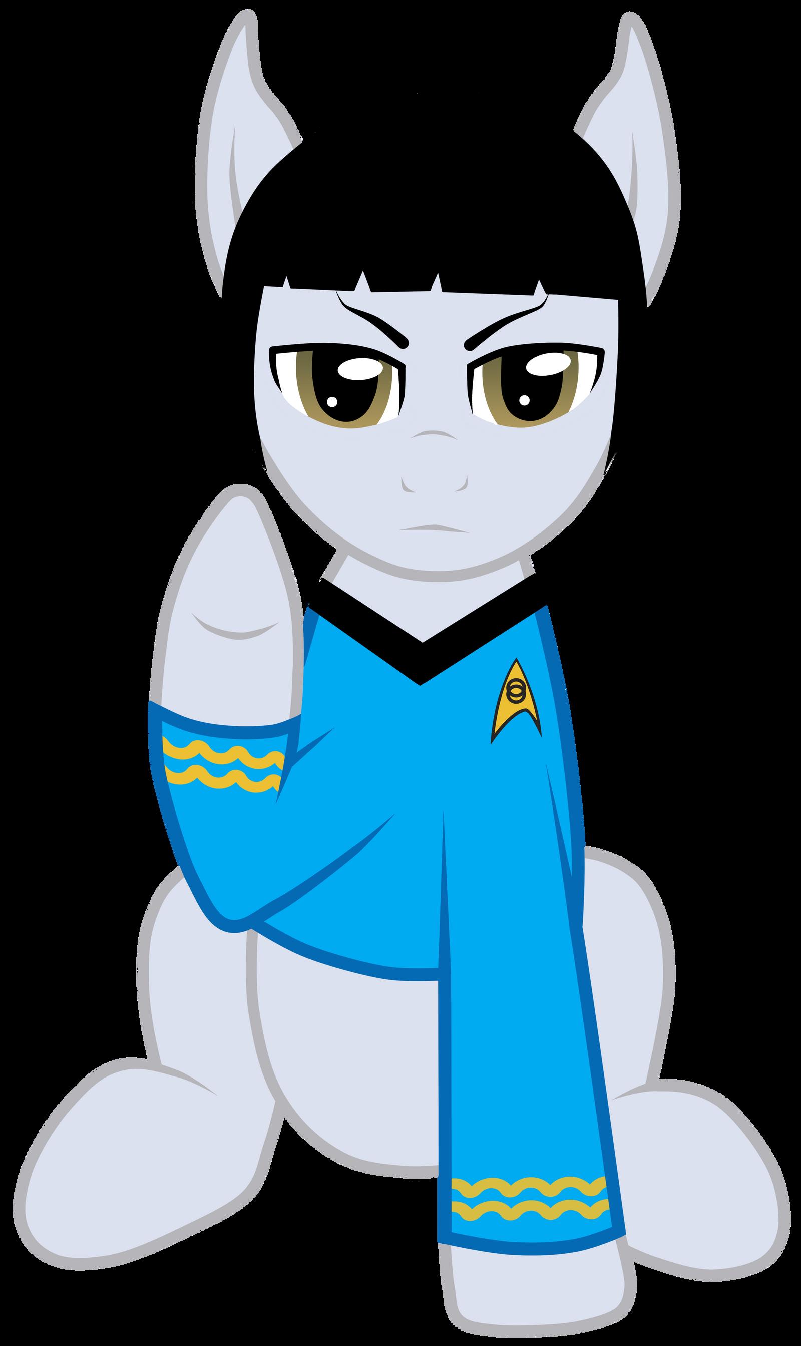 Spock by JennieOo