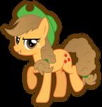 Applejack - Element of Earth