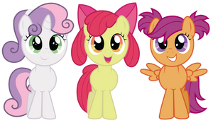 CMC with Pigtails by JennieOo