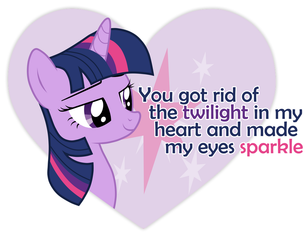 Twillight Valentine by JennieOo