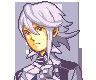 Corrin Fire Emblem Fates- GBA Portrait by Solo993
