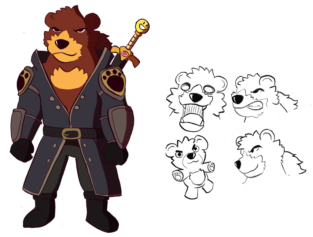 Bear by Solo993
