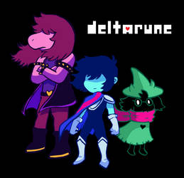 deltarune by Solo993