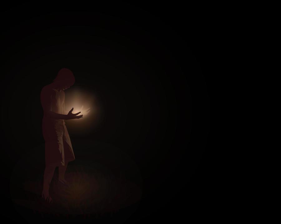 Light's Presence by Samuel-Hardidge