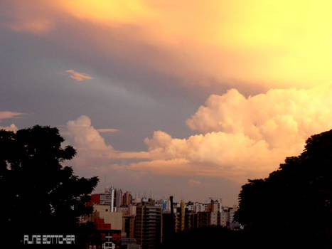 Campinas' Sky
