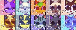 CATS!!! (f2u icons)