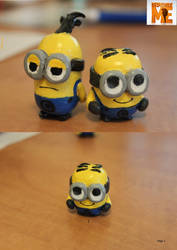 Despicable me - Minions by k-cruz-c-pura
