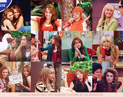 Squee the above! Hannah_Montana_12_Icons_by_begodamonster